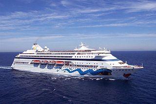 Kreuzfahrtschiff AIDA Cruises AIDAcara