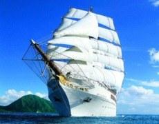 Kreuzfahrtschiff Sea Cloud Cruises Sea Cloud II